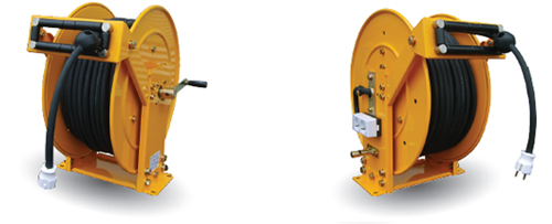 Manual Rewind Ch1 Series Cable Reel Reeltec